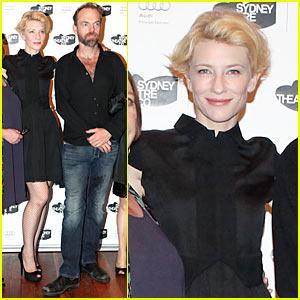 Cate Blanchett: 'Uncle Vanya' Opening Night!