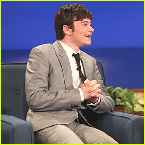 Chris Colfer: I'm With Coco!