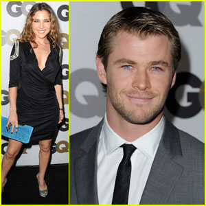 Chris Hemsworth: GQ Men of the Year