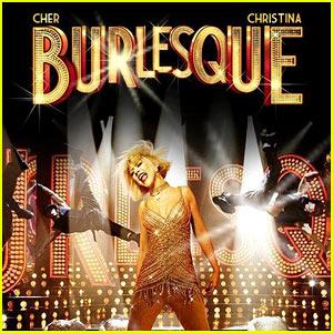 Christina Aguilera: 'Burlesque' Hits Theaters November 24!