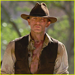 Daniel Craig: 'Cowboys &#038; Aliens' Teaser Trailer!
