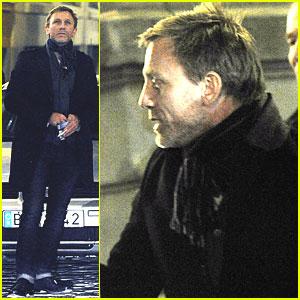 Daniel Craig: Dinner with David Fincher!