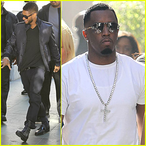 Diddy & Usher: Lookin' For Love