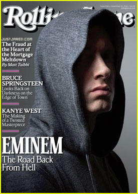 Eminem: 'I Don't Really Date'