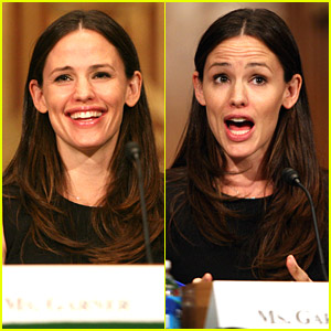 Jennifer Garner To Senate: Save The Children!