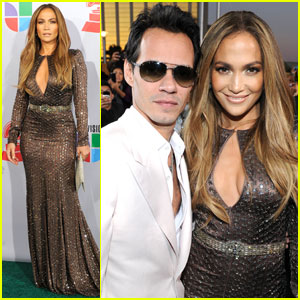Jennifer Lopez & Marc Anthony: 2010 Latin Grammys!