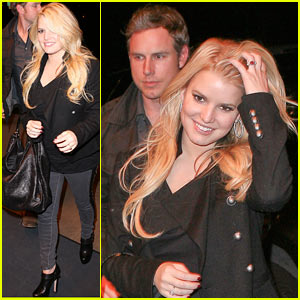 Jessica Simpson & Eric Johnson: Coppola's Couple