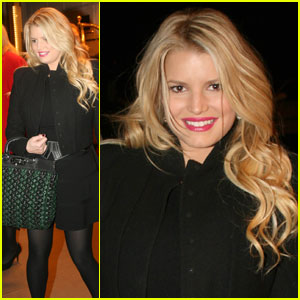 Jessica Simpson: Vegan Thanksgiving with E