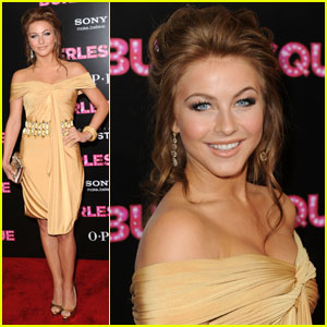 Julianne Hough: Ryan Seacrest Is 'Really Romantic'