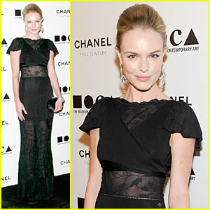 Kate Bosworth: MOCA Los Angeles Gala with Rachel Bilson!