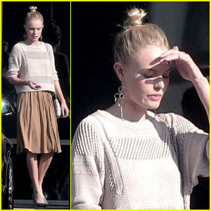 Kate Bosworth: House of Tailoring in Hollywood
