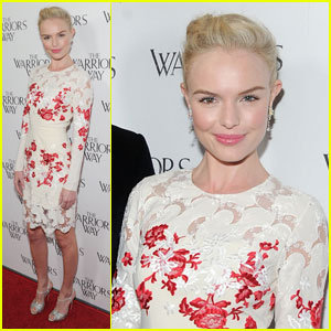 Kate Bosworth: White Hot at 'Warrior's Way' Screening