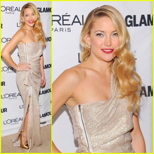 Kate Hudson: 'Glamour Women of the Year Awards' Presenter