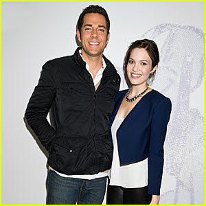 Mandy Moore & Zachary Levi Get 'Tangled' -- Exclusive Interview!