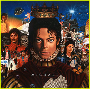 Michael Jackson: New Record Out December 14!