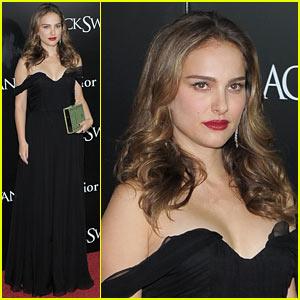 Natalie Portman: 'Black Swan' New York Premiere!