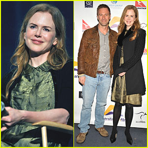Nicole Kidman: 'Rabbit Hole' Q&A Session with Aaron Eckhart!
