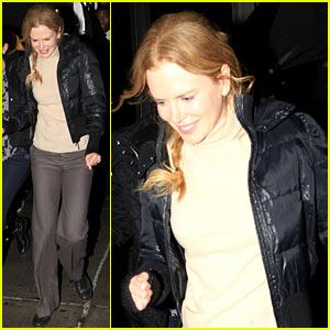 Nicole Kidman: 'Rabbit Hole' Rain Runaway!