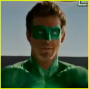 Ryan Reynolds: 'Green Lantern' Sneak Peek!