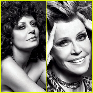 Susan Sarandon &#038; Jane Fonda: Who Cares about Age!