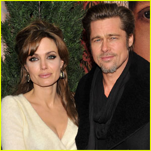 Angelina Jolie & Brad Pitt's Christmas Plans Revealed!