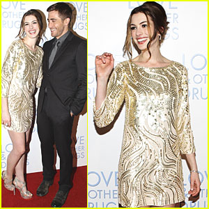 Anne Hathaway & Jake Gyllenhaal: 'Love & Other Drugs' Down Under!