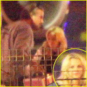 Britney Spears: Mexico Trip with Jason Trawick!