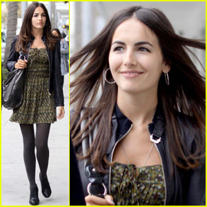 Camilla Belle: E. Baldi Beverly Hills Lunch