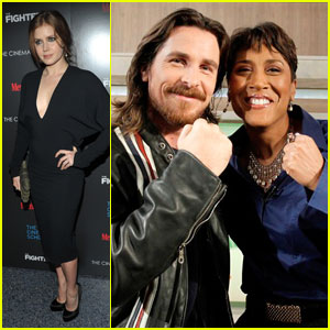 Amy Adams & Christian Bale: 'Fighter'