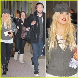 Christina Aguilera & Matthew Rutler: Tokyo Twosome