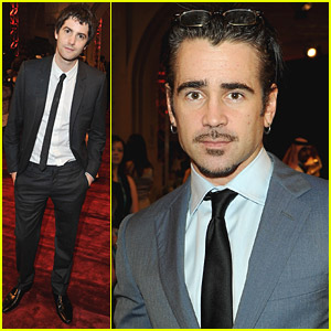 Colin Farrell & Jim Sturgess Premiere 'The Way Back'