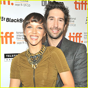David Schwimmer & Zoe Buckman: Expecting a Baby!