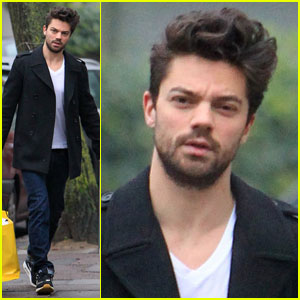 Dominic Cooper: The History Boys Reunite