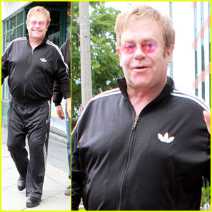 Elton John: I Feel 'Blessed & Lucky' with New Son