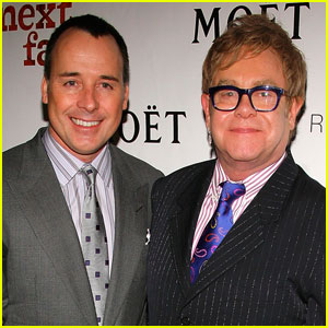 Elton John On Naming His New Son: This Is It!