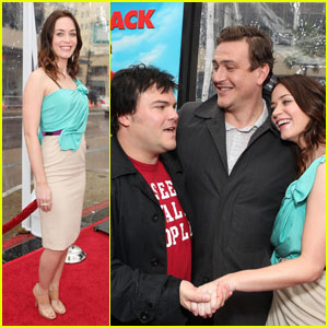 Emily Blunt: 'Gulliver's Travels' Hollywood Premiere!