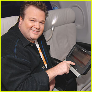 Eric Stonestreet Stands Up to Cancer with Virgin America