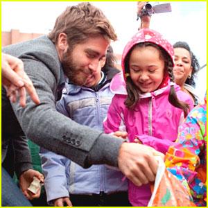 Jake Gyllenhaal: Chez Panisse Foundation Ambassador!