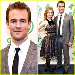 James Van Der Beek: Global Green with Kimberly Brook!