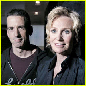 Jane Lynch Talks Coming Out, Raising Kids with 'Newsweek'