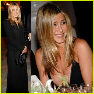 Jennifer Aniston: Dinner Party with Prince Robert!