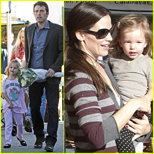 Jennifer Garner: Family & Fun!