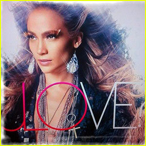 Jennifer Lopez: 'Love' Album Cover Revealed!