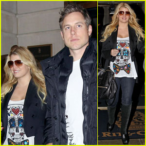 Jessica Simpson: 'Simple' Wedding with Eric Johnson