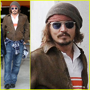 Johnny Depp: A Dolphin's Life For Me