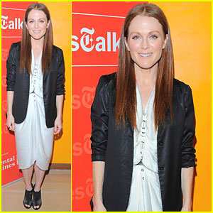 Julianne Moore: Golden Globe Nominee!