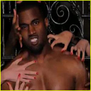 Kanye West: 'Monster' Video ft. Nicki Minaj!