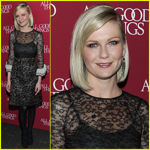 Kirsten Dunst: 'All Good Things' NYC Premiere