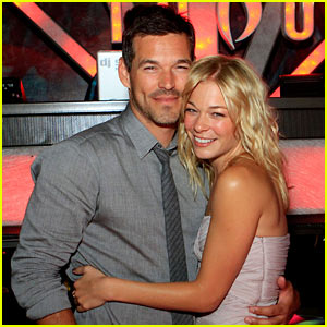 LeAnn Rimes: Engaged to Eddie Cibrian!