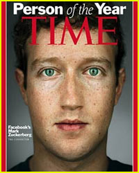 Mark Zuckerberg: Time Magazine's Person of the Year!
